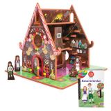 Hansel and Gretel Storytime Book & Playset