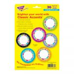 Color Harmony Circles Classic Accents® Variety Pack