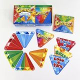 Gemz!™ Three Corner™ Card Game