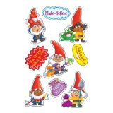 Gnome Talk Large superShapes Stickers