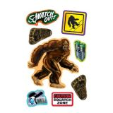 Squatch Watch Large superShapes Stickers