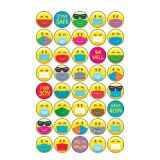 Mask-mojis Large superShapes Stickers