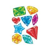 Sparkling Gems!™ Sparkle Stickers® Large Shapes