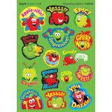 Appealing Apples Stinky Stickers® – Mixed Shapes
