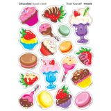 Treat Yourself Stinky Stickers® – Mixed Shapes
