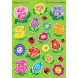 Friendly Flowers Stinky Stickers® – Mixed Shapes