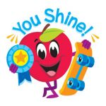 Stinky Stickers® Snappy Apples (Apple)