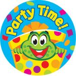 Stinky Stickers® It's a Party! (Vanilla)