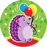 Stinky Stickers® Furry Fun (Strawberry)
