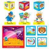 Playtime Pals™ Tell-A-Story Bulletin Board Set