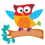 Owl-Stars!® Mini Bulletin Board Set
