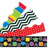 Stripes & Shapes Terrific Trimmers® & Bolder Borders® Variety Pack