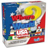 Where in the World? Game, USA Edition