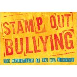 Stamp Out Bullying ARGUS® Poster