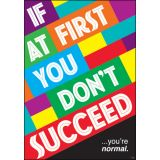 If At First You Don't Succeed... ARGUS® Poster