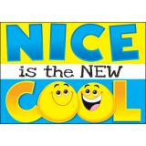 Nice is the New Cool ARGUS® Poster
