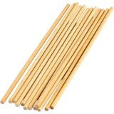 STEM Basics: 1/4 Wooden Dowels - 12 Count