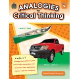 Analogies for Critical Thinking, Grade 5