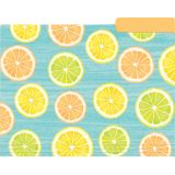 Lemon Zest File Folders