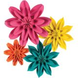 Paper Flowers, Beautiful Brights