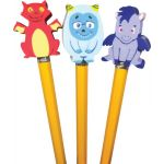 Whatsits™ Collectable Erasers Mystery Packs: Fantasy Friends