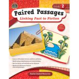 Paired Passages: Linking Fact to Fiction, Grade 2
