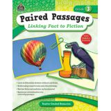 Paired Passages: Linking Fact to Fiction, Grade 3