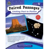 Paired Passages: Linking Fact to Fiction, Grade 4