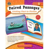 Paired Passages: Linking Fact to Fiction, Grade 5