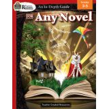 Rigorous Reading: An In-Depth Guide for Any Novel, Grades 3-5