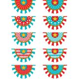 Carnival Bunting Accents