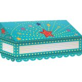Marquee Awning, Light Blue