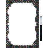 Clingy Thingies® Small Note Sheet with Pen, Chalkboard Brights