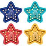 Clingy Thingies® Hooks, Marquee Stars
