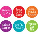 Spot On® Positive Sayings Carpet Markers, 7