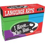 I Have...Who Has...? Language Arts, Grades 2-3