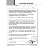 Comprehending Text, Grade 3
