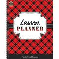 Plaid Lesson Planner
