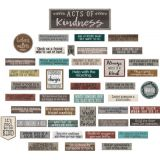 Home Sweet Classroom Acts of Kindness Bulletin Board Set