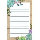 Rustic Bloom Notepad