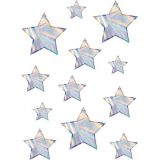 Iridescent Stars Accents