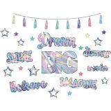 Iridescent Dream Big Bulletin Board Set