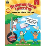Summertime Learning, Grade 3
