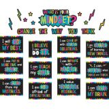 What is Your Mindset? Bulletin Board Set