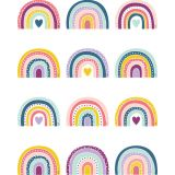 Oh Happy Day Rainbows Mini Accents