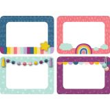 Oh Happy Day Name Tags/Labels, Multi-Pack