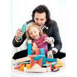 Tegu Blocks, Sunset 24-piece Set