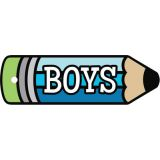 Pencil Boys Pass (Plastic)