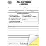 Teacher Notes, Check Points