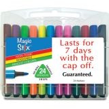 Magic Stix™ Tri Markers, 24 colors